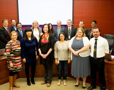 Those Who Excel nominees recognized by Board of Education